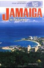 Jamaica in Pictures by Janice Hamilton hardcover
