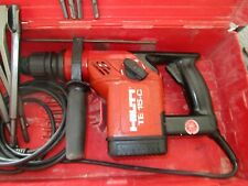 Bohrhammer 3200W Meißelhammer Stemmhammer Koffer Bohrer Meißel 26x400mm Chisel