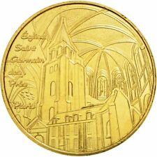 [#97650] France, Token, Touristic token, 75/ Paris - Eglise Saint-Germain des