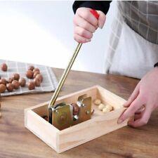 Macadamia Nut Opener Nut Cracker Machine Walnut Sheller Tool Kitchen Accessories