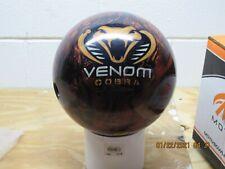 14.13lb Bowling Ball Motiv Venom Cobra
