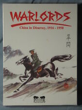 Warlords China in Disarray, Panther Games Unpunched, Sealed!!, Excellent Bonus!