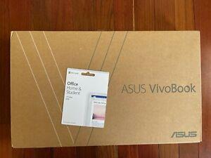 ASUS F512DA 15.6 inch (512GB, AMD Ryzen 7, 2.30GHz, 8GB) NEW WITH OFFICE 2019