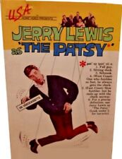 VHS The Patsy BIG BOX: Jerry Lewis Ina Balin Peter Lorre Moreland Torme Conried