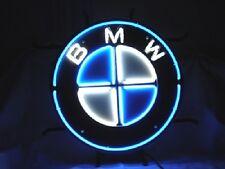 "New BMW Auto Germany Dealer Bar Neon Sign 16""x16"""
