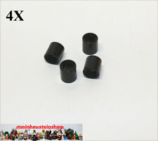 4X Lego® 18654 Technic Pin- Verbinder Distanz- Hülse 1L Schwarz Black NEU