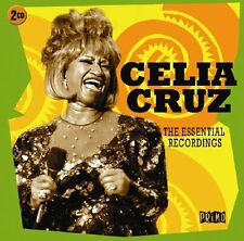 Celia Cruz - The Essential Recordings (2016)  2CD  NEW/SEALED  SPEEDYPOST