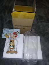 Disney Sketchbook Christmas Ornament Gepetto And Pinocchio 2015 NIB