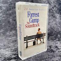 Forrest Gump The Soundtrack Cassette Tape 24 American Classics Epic 1994 ET66329