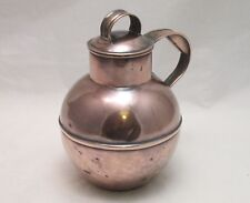 Un buen Mid 19th Century cobre Guernsey Crema/jarra de leche