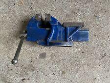 Maschinenschraubstock Schraubstock Parallelschraubstock mit Amboss - gebraucht