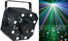 Showtec Dominator 5 en 1 DEL Effet de Lumière FX Disco DJ éclairage