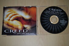 Creed ‎– With Arms Wide Open. SAMPCS89271 CD-Single promo