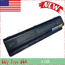 6 Cells CQ40 Battery for HP DV6-1334US Dv6-1352dx 484171-001 HSTNN-LB72 NEW