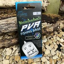 10 X 145Mm X 60Mm Pva Bait Fishing Bags Low Residue Fast Dissolving