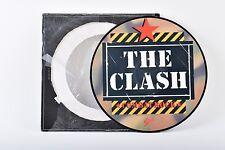 The Clash – Combat Rock - LE Promo  Picture Disc