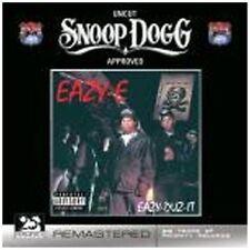 Eazy-Duz-It [PA] by Eazy-E (CD, Feb-2010, Priority Records)