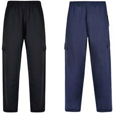 5XL X 36.25 KingSize All Around Elastic Cargo Men/'s Khaki Pants Size:4XL X 31