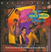 MARSALIS BRANFORD: MUSIC FROM MO BETTER BLUES [CD]