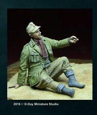 D-Day Miniature, 35057, 1:35, AFRIKAKORPS POW, NORTH AFRICA 1941/43