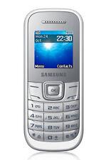 Samsung GT E1200 - White (Unlocked) Mobile Phone