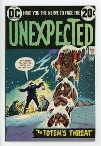 THE UNEXPECTED #147  DC 1973 - Nick Cardy & Ross Andru Art - FN/VF