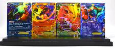 Pokemon TCG:10 CARD LOT RARE, COM/UNC, HOLO & GUARANTEED EX, MEGA OR FULL ART