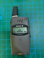 100% Sony Ericsson T28s - Black (Unlocked) GSM Classic  Cellular Phone