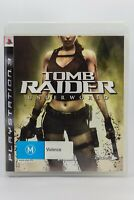 Tomb Raider Underworld PlayStation 3 PS3 PAL Complete