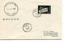 1963 Meteorological Office Alert Canada Polar Antarctic Cover