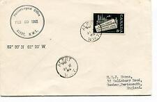 1963 Meteorological Office Alert Canada Polar Antarctic Cover