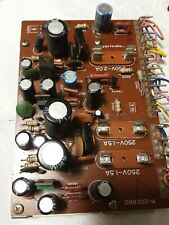 Vintage Realistic STA-2250 power supply board P-200860