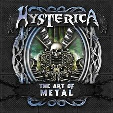 Art of Metal HYSTERICA CD ( FREE SHIPPING)