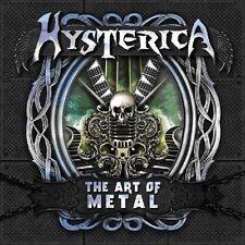 Art of Metal by Hysterica (CD, Mar-2012, Black Lodge (Sweden))