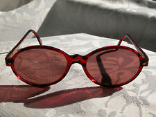 Cazal Vintage Sunglasses - Model 328 - Col 689 - Red & Black
