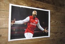 Thierry Henry Wonder Goal Against Leeds POSTER #3