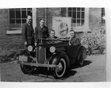 1937 American Bantam Prototype Factory Photo Roy Evans ad5310-QWA69L