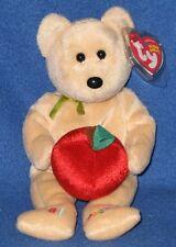 TY #1 TEACHER the BEAR BEANIE BABY - MINT with MINT TAGS
