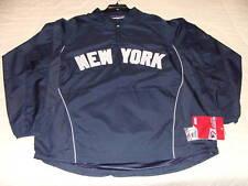 New York Yankees Road Gamer Jacket Size L Baseball MLB