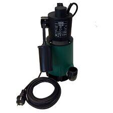 DAB FEKA 600 MA Schmutzwasserpumpe Tauchpumpe mit Schwimmer / Steckdose