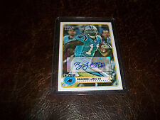 2012 TOPPS MAGIC BRANDON LAFELL PANTHERS AUTO #239