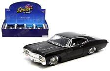 JADA 1/24 STREET LOW LOWRIDER SERIES 1967 CHEVROLET IMPALA DIECAST CAR 98936-MJ