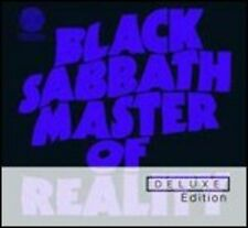 BLACK SABBATH - MASTER OF REALITY - DELUXE EDITION -2CD