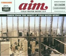 Aim-Cold Water Music Ep CD Single, EP, Maxi  New