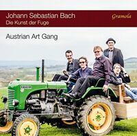 Austrian Art Gang - JS Bach: Die Kunst Der Fuge [Austrian Art Gang; [CD]