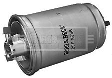 VW PASSAT 1.6D Fuel Filter 88 to 93 B&B 191127401E 1H0127401C 191127401A Quality