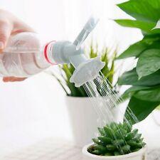 2 In 1  Garden Plastic Sprinkler Portable Plant Watering Nozzle Tool Spray