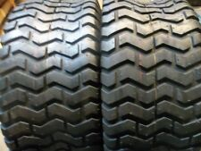 TWO 23/9.50-12 John Deere Lawn Mower/Golf Cart Turf Tread 4 ply Tires