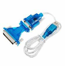 ADATTATORE USB SERIALE RS232 CAVO CONVERTITORE DECODER PC