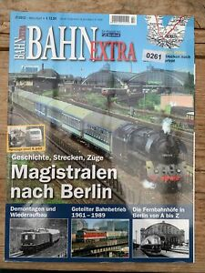 Bahn Extra 2/2012 Magistralen nach Berlin- Top Zustand! (261)